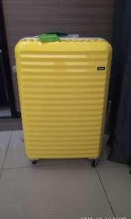 Lojel Groove Butter Yellow L luggage #FEBP55