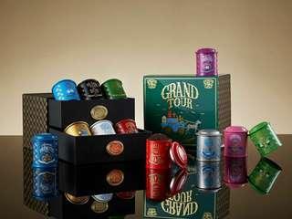 TWG grand tour tea set