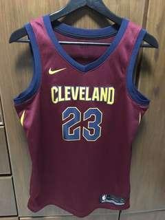 NBA Leborn James 23 swingman jersey cavs 波衫 Cleveland Size: S 細碼