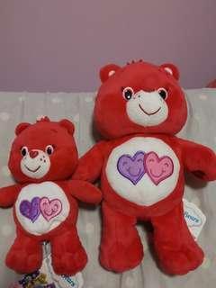 🎄Care Bear set