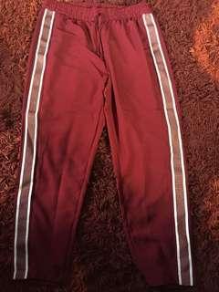 Monki moa trousers