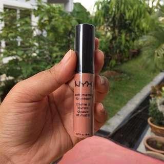 💯 authentic Nyx Professional Makeup Soft Matte Lipcream