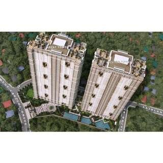 Brixton Place 3BR condominium unit in Pasig City near Capitol Commons