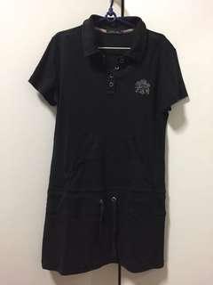 Hang Ten black dress