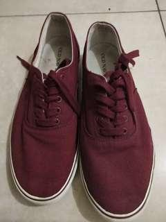 Old navy red