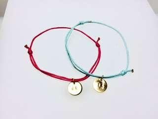 Personalised Cord Bracelet