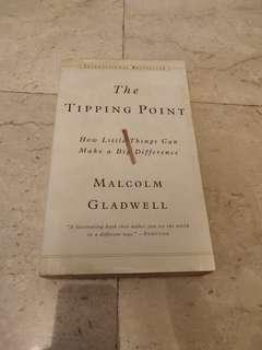 The tipping point / malcolm gladwell / Non-fiction books