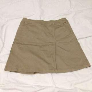 REPRICE‼️ Brown Nude Skirt