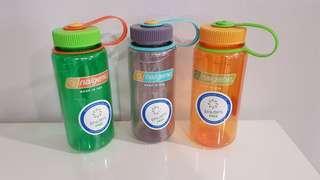 Nalgene 16oz Wide Mouth Water Bottle