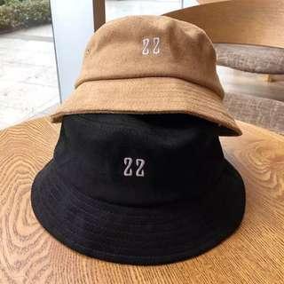 🚚 NET購入 卡其色漁夫帽