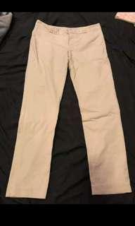 Calvin Klein Khaki pants