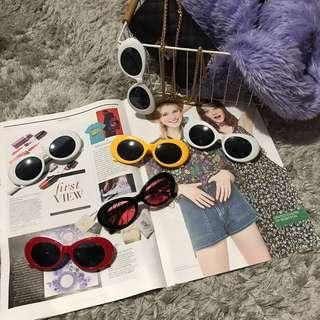 Retro Clout Glasses
