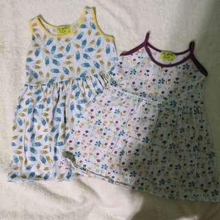 All About Kidz Dresses - Set of 2 (2T)