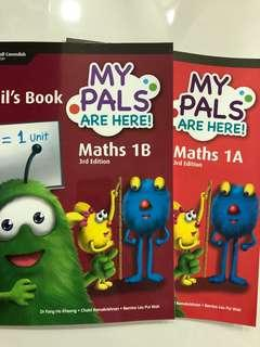 My pal are here pupil's book 1A and 1B