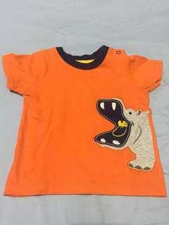 Baby tops (t shirt) 2pcs