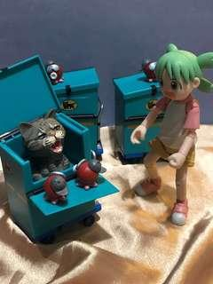 1:12 Miniature 迷你玩具 手推車 曲奇 尿片 避孕套 啤牌 雪條 可配Figma SHF 人偶