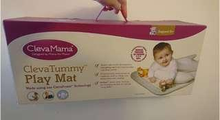 Clevamama play mat for new born baby (used once)