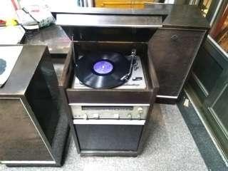 古董留聲機