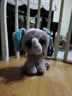 The Beanie Boo's Collection- Elephant