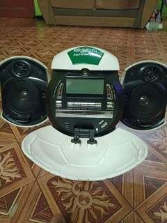 Bola CD player Carlsberg Vintage