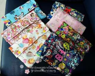 Angbao pouch/clutches