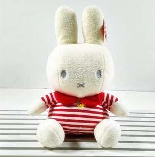 Miffy Rabbit Bunny Plush Toy