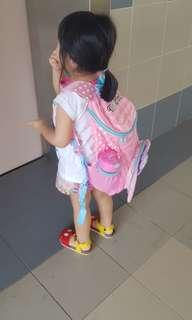 Melody backpack| preschool | childcare | xmas