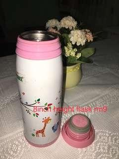 Water thermos flask
