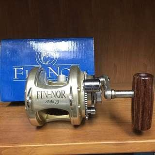 FIN-NOR AHAB20 USA 1-Speed