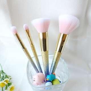 (特價) Obsession Glitter Collection Brush Set 一套4枝 (Was £20) 化妝掃
