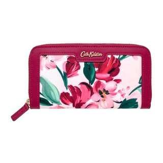 Cath Kidston Paintbox Flowers Wallet