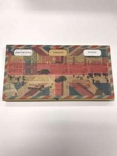 Paper Chase London Magnetic Notepad