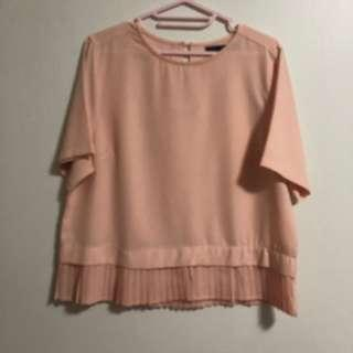 For Me Pink Blouse
