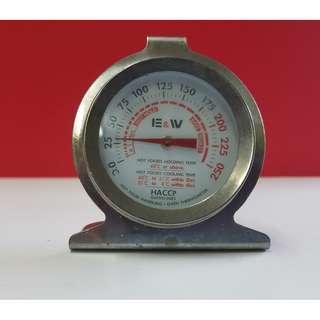 焗爐溫度計 + 矽膠攪棒 + 向日葵餅模