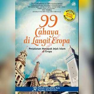 Ebook 99 Cahaya Di Langit Eropa
