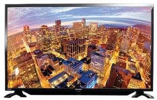 Sharp led tv 40 brand new in box