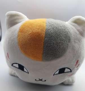 可愛類: 日本夏日友人帳貓咪老師毛公仔
