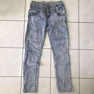 High waisted SEED jeans