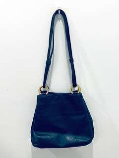 Bally full leather bag #MY1212