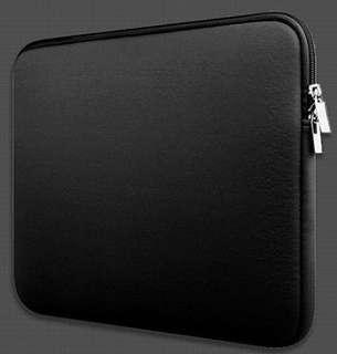 🔥INSTOCKS🔥Classic Neoprene Laptop MacBook Computer Inner Padded Laptop Zipper Sleeve Casing