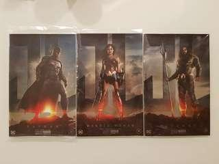Batman WW Aquaman Con Exclusive set