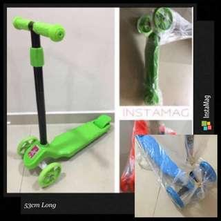 🚚 *INSTOCK* kick Scooter for 2-6 years
