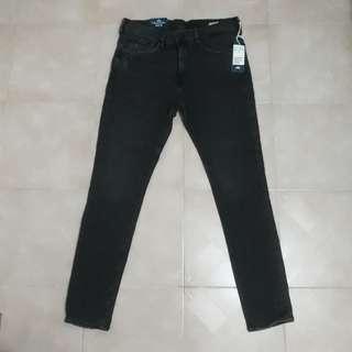 Men's Skinny Stretch Jeans