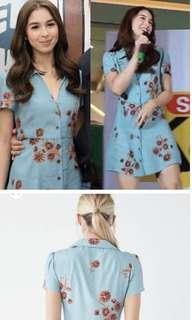 Buttondown Inspired Dress