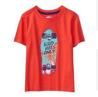 *2T* BN Brand new Crazy8 T-shirt for Toddler Boy