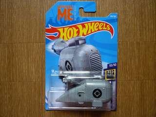 Hotwheels Grumobile