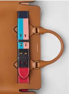 1f3ed8206 Authentic Brand New Burberry Colour Block Belt Bag CNY sale!