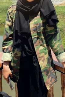 Army parka