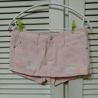 🚚 【售/換】⏰全面出清⏰丹寧粉色褲裙#可換物#半價衣服拍賣會