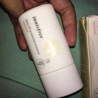 Innisfree daily UV protection